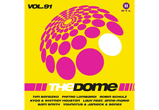 VARIOUS - The Dome,Vol.91  - (CD)