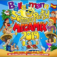 VARIOUS - Ballermann Sommerparty Megamix 2019 [CD]