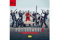 Philharmonix - THE VIENNA BERLIN MUSIC CLUB VOL. 2 [CD]