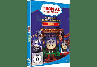 Große Welt! Große Abenteuer! China (Vol.1) DVD
