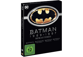 Batman 1-4 Blu-ray