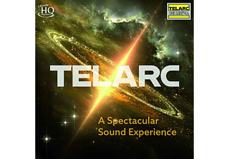 VARIOUS - A Spectacular Sound Experience (Uhqcd)  - (CD)