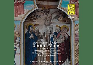 Daniele Callegari, Orchestra Filarmonica Marchigi - Stabat Mater (Natural Sound Recording)  - (Vinyl)