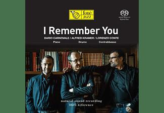 Dario Carnovale, Alfred Kramer, Lorenzo Conto - I Remember You (Natural Sound Recording)  - (SACD Hybrid)