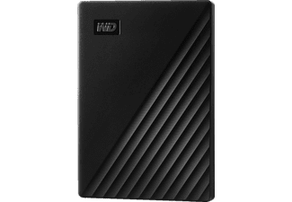 WD My Passport, 2 TB HDD, 2,5 Zoll, extern, Schwarz