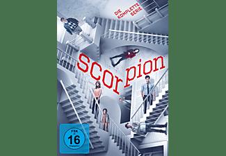 Scorpion: Die komplette Serie DVD