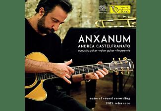 Andrea Castelfranato - Anxanum (Natural Sound Recording)  - (SACD Hybrid)