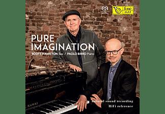Hamilton, Scott / Birro, Paolo - Pure Imaginaton (Natural Sound Recording)  - (SACD Hybrid)