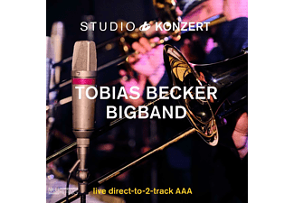 Tobias Becker Bigband, Cherry Gehring - Studio Konzert [180g Vinyl Limited Edition]  - (Vinyl)