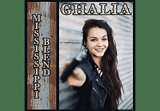 Ghalia Volt - Mississippi Blend  - (CD)