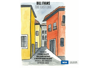 Bill Evans - The East End (2LP 180g)  - (Vinyl)