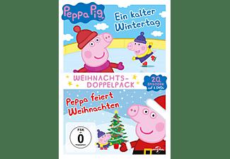 Peppa Pig - Weihnachtsdoppelpack DVD