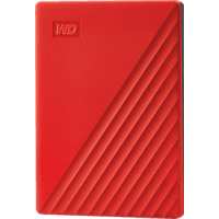 WD My Passport, 2 TB HDD, 2.5 Zoll, extern