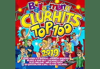 VARIOUS - Ballermann Clubhits Top 100 2019  - (CD)