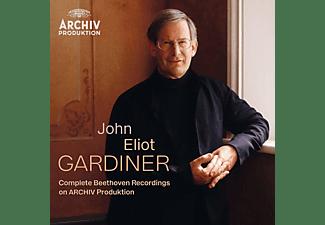 John Eliot Gardiner - Complete Beethoven Recordings On Archiv Produktion  - (CD)