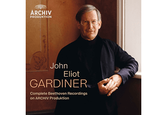 John Eliot Gardiner - Complete Beethoven Recordings On Archiv Produktion - (CD)