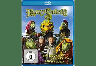 Heavysaurus-Ein rockiges Steinzeit-Abenteuer Blu-ray