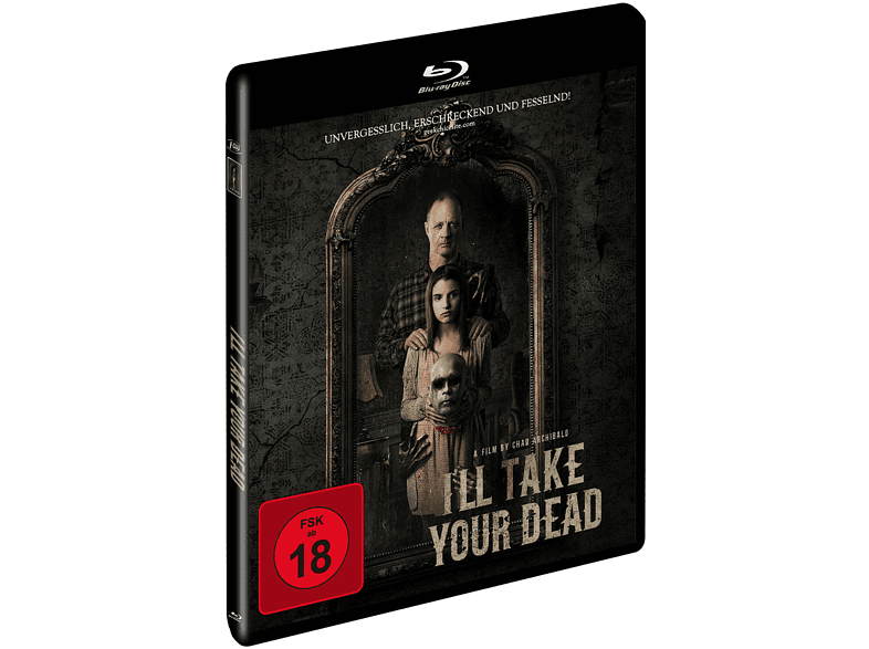 I'll Take Your Dead [Blu-ray]