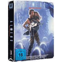 Aliens - Die Rückkehr (Exklusive Tape Edition nummeriert) Special Edition + Kinofassung  [Blu-ray]