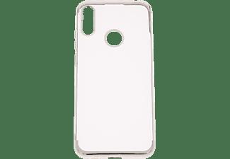 V-DESIGN HBC 042, Backcover, Huawei, Y6 (2019), Silber