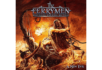 The Ferrymen - A NEW EVIL  - (CD)