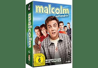 Malcolm mittendrin - Die komplette Serie (Staffel 1-7) DVD