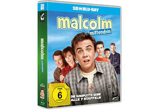 Malcolm mittendrin - Die komplette Serie (Staffel 1-7) Blu-ray