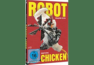 Robot Chicken: Season 5 DVD