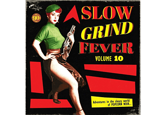 VARIOUS - Slow Grind Fever 10  - (Vinyl)