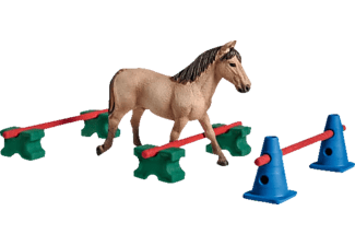 SCHLEICH Pony Slalom Spielfigur Mehrfarbig