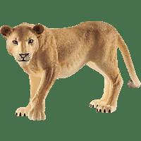 SCHLEICH Löwin Spielfigur, Mehrfarbig