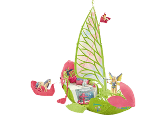 SCHLEICH Seras magisches Blütenboot Spielfigur Mehrfarbig