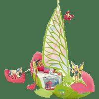SCHLEICH Seras magisches Blütenboot Spielfigur, Mehrfarbig