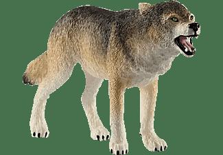 SCHLEICH Wolf Spielfigur Mehrfarbig