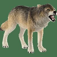 SCHLEICH Wolf Spielfigur, Mehrfarbig
