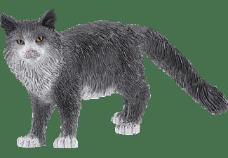 SCHLEICH Maine-Coon-Katze Spielfigur Mehrfarbig