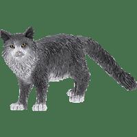 SCHLEICH Maine-Coon-Katze Spielfigur, Mehrfarbig