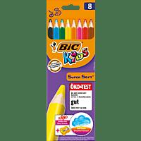 BIC Kids Super Soft Buntstifte