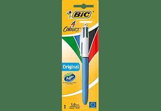 BIC 4 Colours Original Vierfarbkugelschreiber, Blau