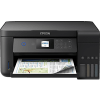 EPSON EcoTank ET-2751 Tintenstrahl (Epson Micro Piezo™-Druckkopf) Multifunktionsdrucker WLAN
