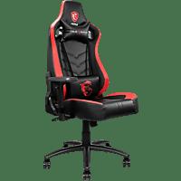 MSI MAG CH 110 Gaming Stuhl, Schwarz/Rot