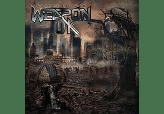 Weapon Uk - Ghosts Of War  - (Vinyl)