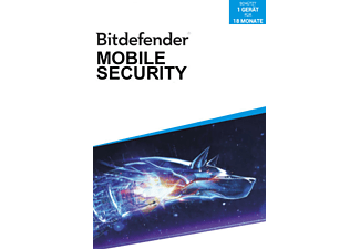 Bitdefender Mobile Security 2020 1 Gerät/18 Monate