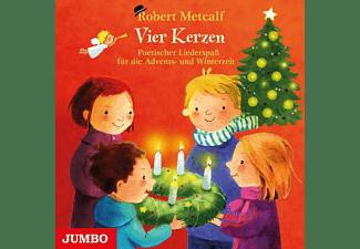 Robert Metcalf - VIER KERZEN  - (CD)