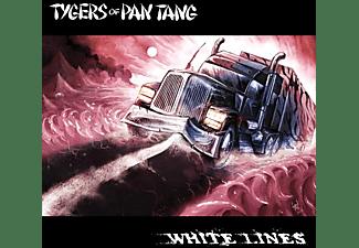 Tygers Of Pan Tang - White Lines  - (Vinyl)