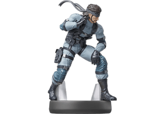 Amiibo Super Smash Bros. No 75 Snake (10001811)