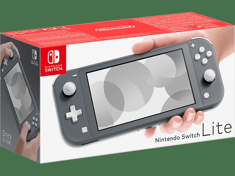 NINTENDO Switch Lite Grijs (10002290)