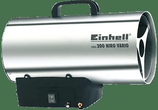 EINHELL HGG 200 Niro Vario Heizlüfter (20000 Watt, Raumgröße: 1000 m²)
