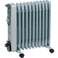 EINHELL MR 1125/2 Radiator (2500 Watt)