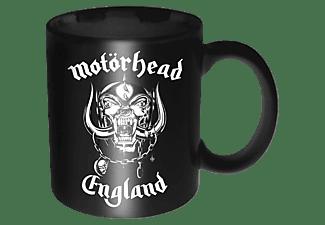 Motorhead - England - Lizenz Keramik-Tasse